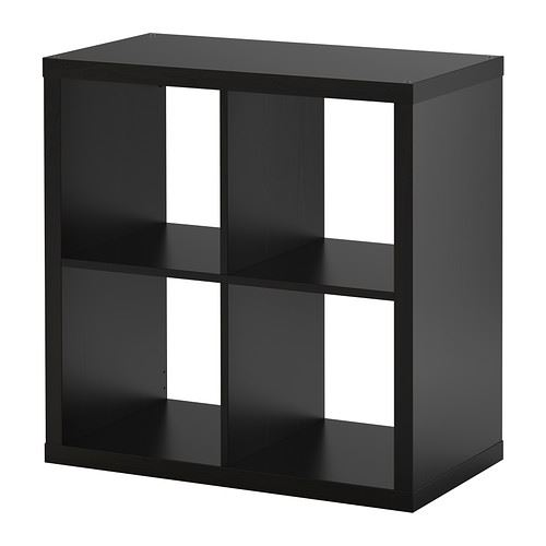 ikea kallax cube storage series shelf shelving units bookcase expedit 4 cubes ebay. Black Bedroom Furniture Sets. Home Design Ideas