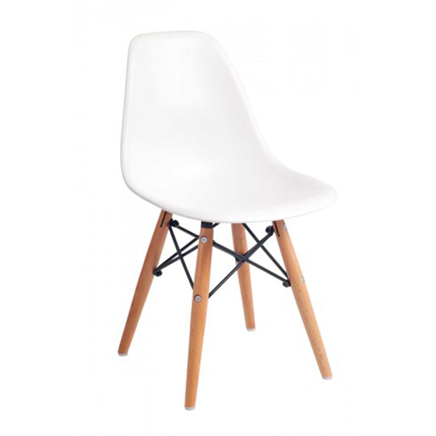 Child Kids Charles Ray Eames Eiffel Inspired Blue White