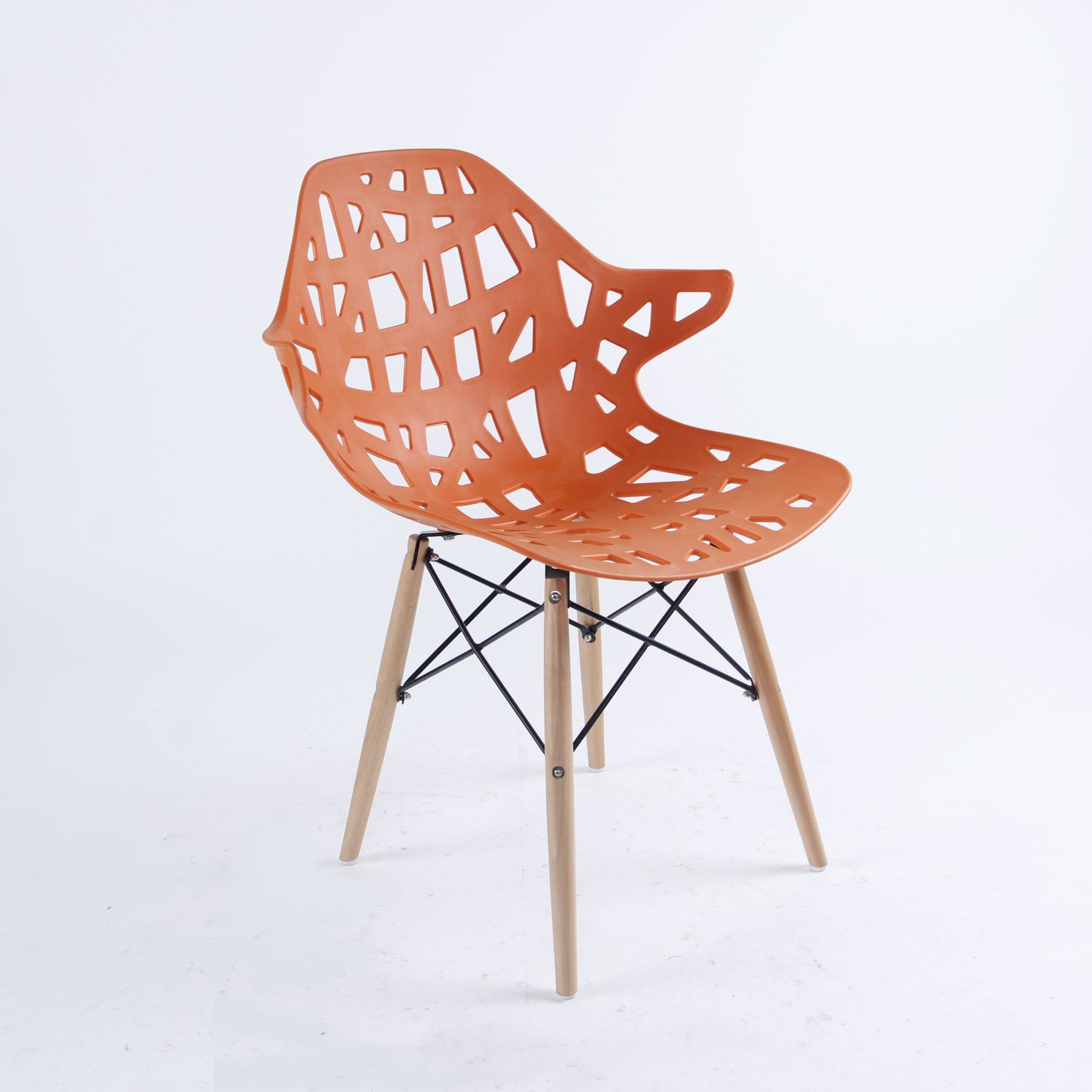 Charles Ray Eames Eiffel Inspired Dining Chair The Nest EBay