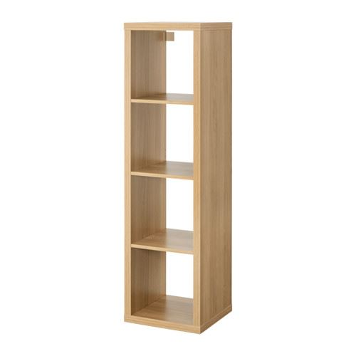 IKEA Kallax Cube Storage Series Shelf Shelving Units Bookcase Display Expedit -> Cube Noir Ikea