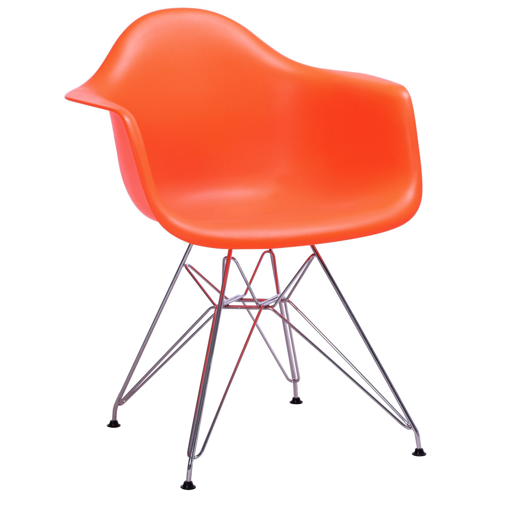 Eames Inspired Eiffel Retro Plastic