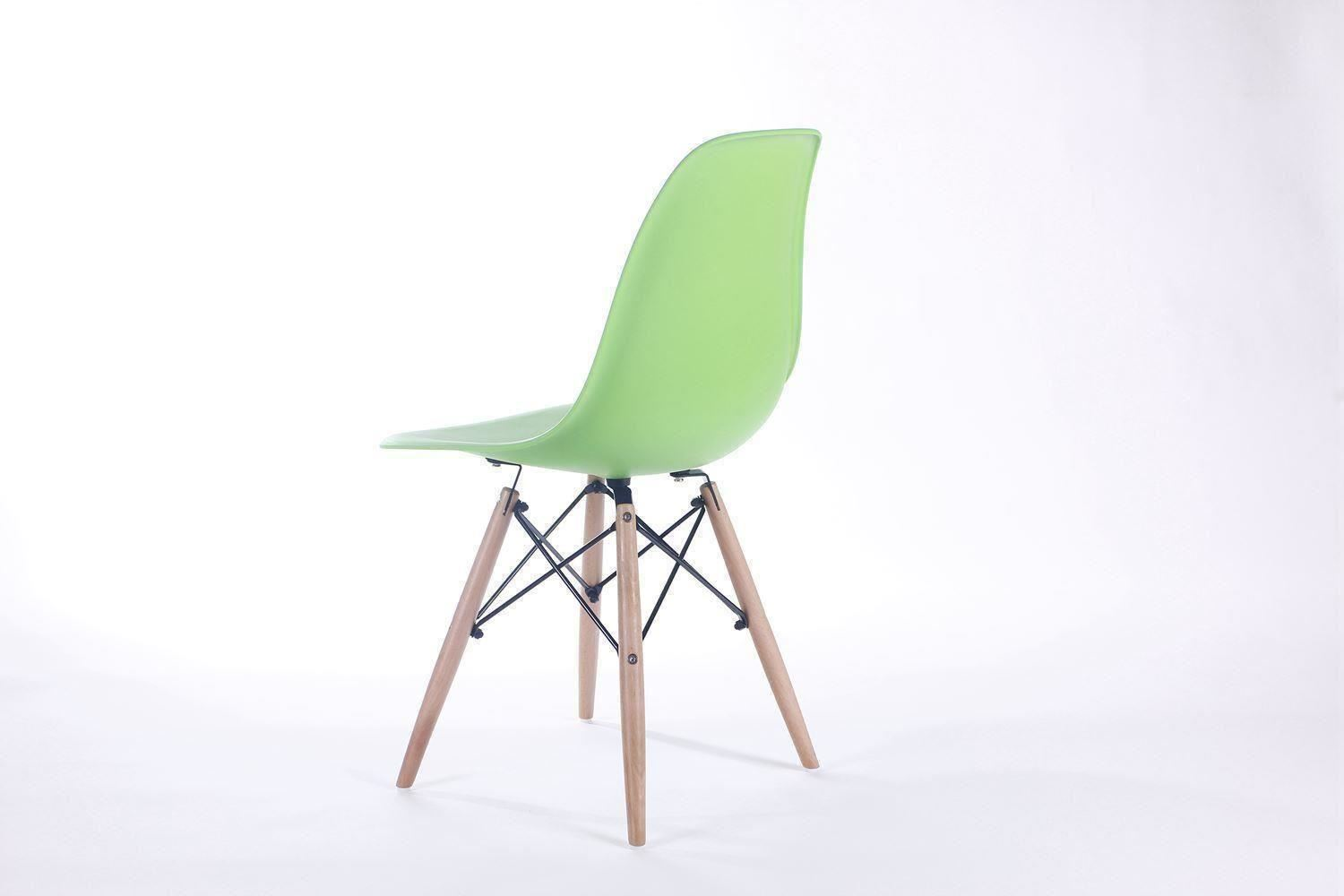 Charles Ray Eames Eiffel Inspired Dsw Side Dining Chair