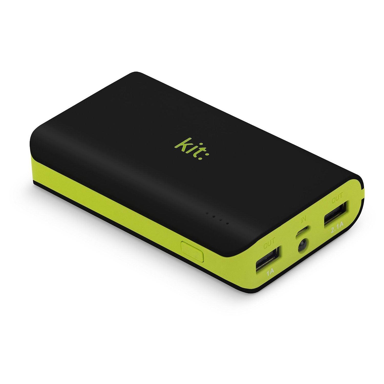 Kit Universal Power Bank Smartphone Tablet Emergency