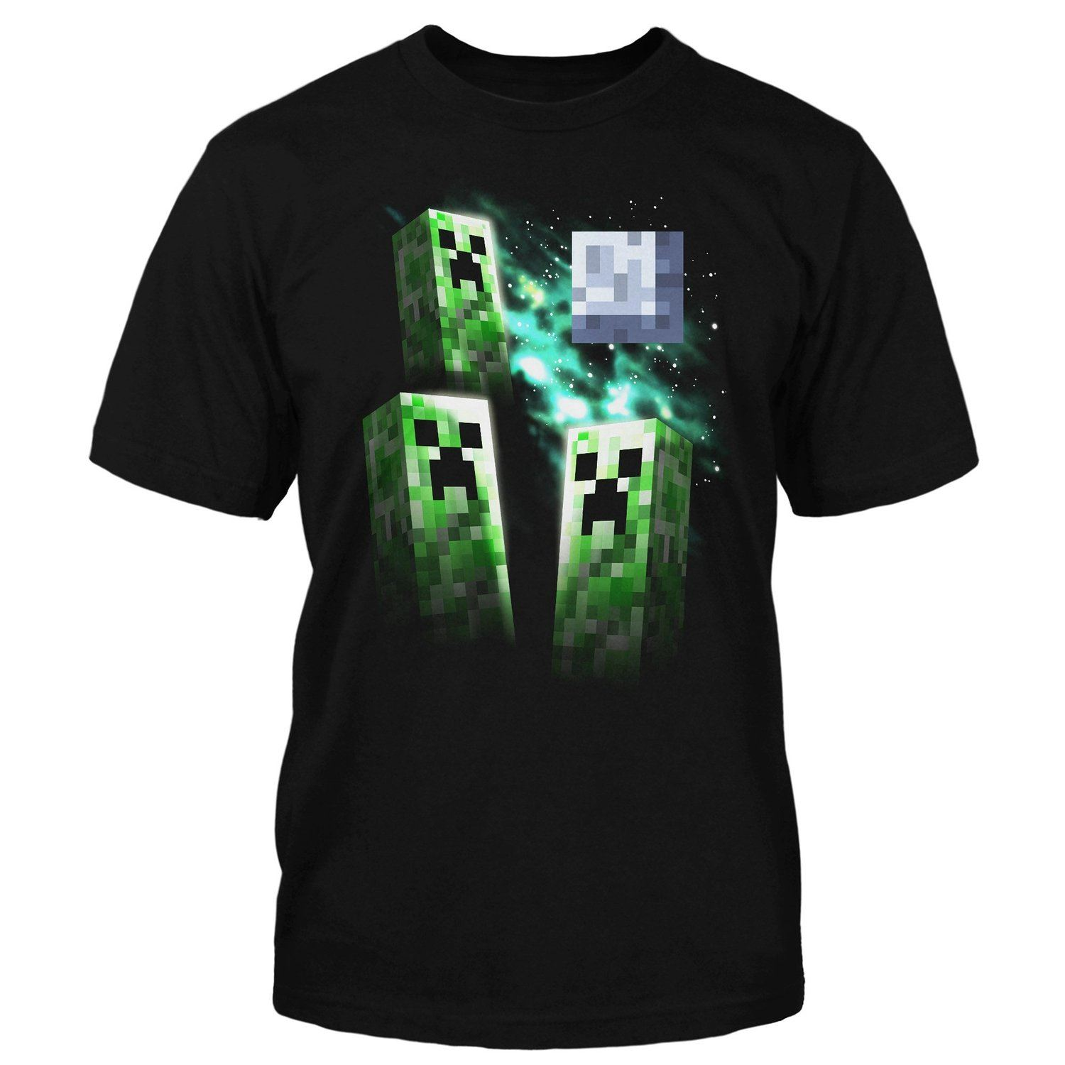 Official minecraft t shirts mine craft adult tshirts for Mine craft t shirt