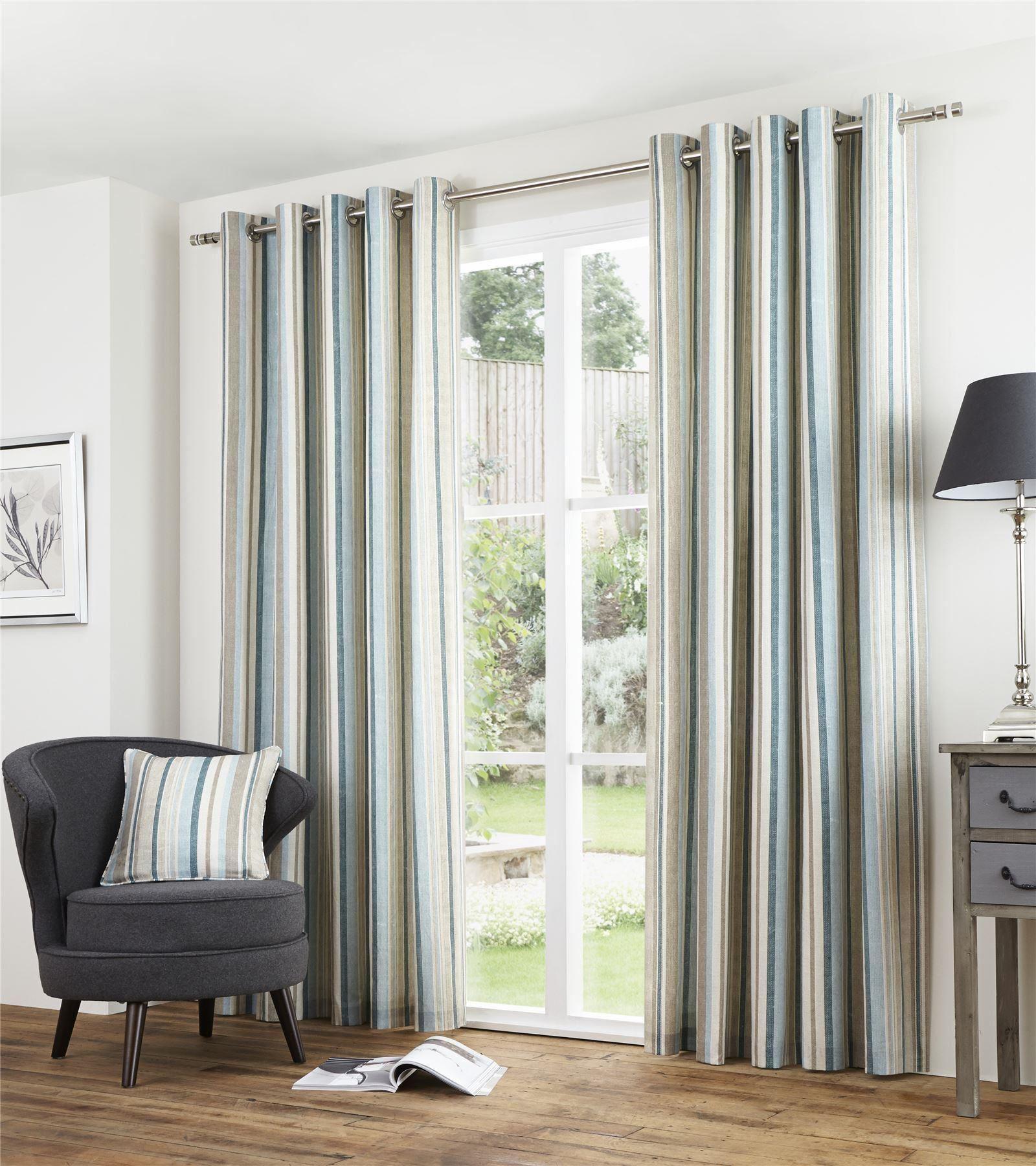 rideau bleu beige. Black Bedroom Furniture Sets. Home Design Ideas