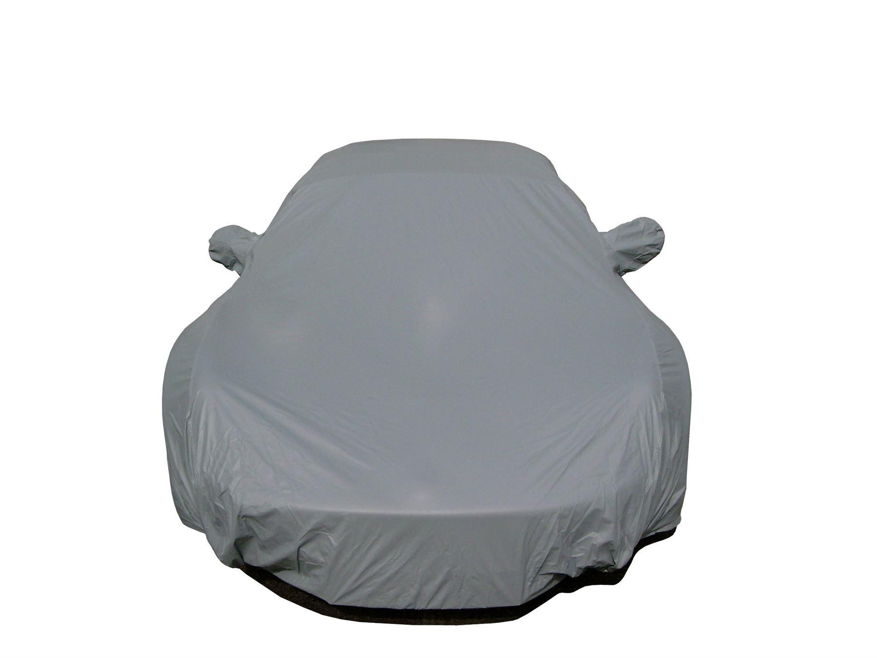 B che de voitures hiver ext rieur pour mercedes midget for Bache voiture exterieur
