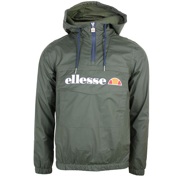 ellesse jacket mont brava mens rosin green hooded. Black Bedroom Furniture Sets. Home Design Ideas