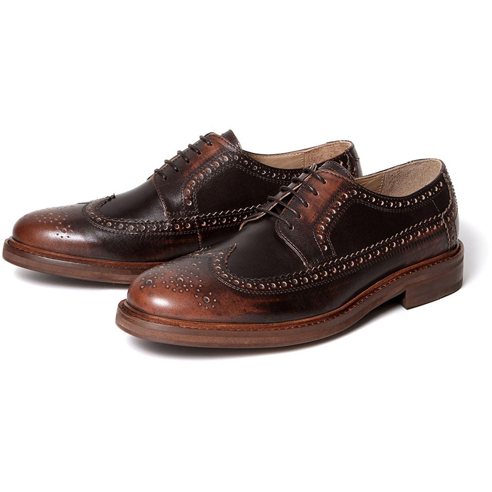 Zapatos marrones formales Callaghan para hombre gHjAHQPeYv