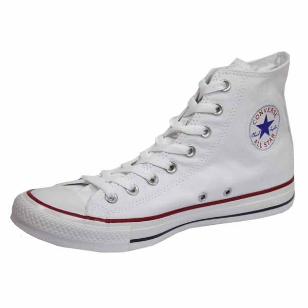 converse bianche chuck taylor alte