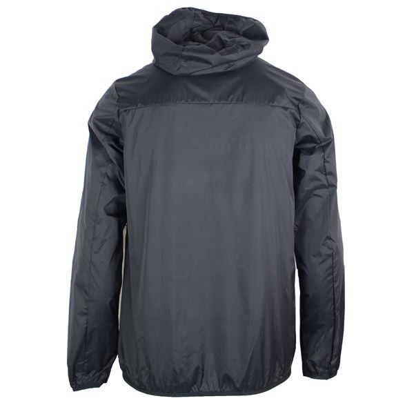 ellesse jacke montasio herren schwarz kapuzenjacke ebay. Black Bedroom Furniture Sets. Home Design Ideas