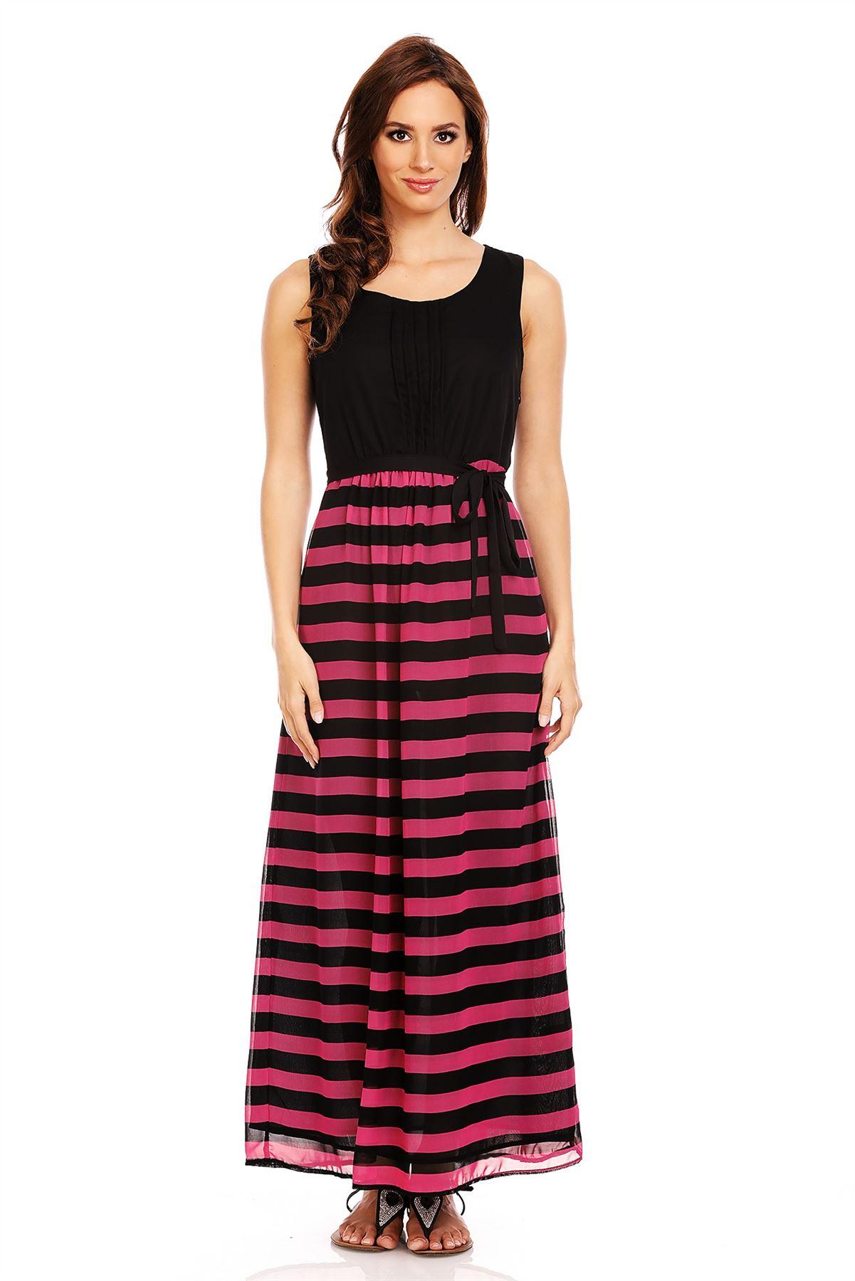 Perfect WOMENS LONG SLEEVE MAXI FULL LENGTH WRAP CROSSOVER DRESS SUMMER RESORT BEACH | EBay
