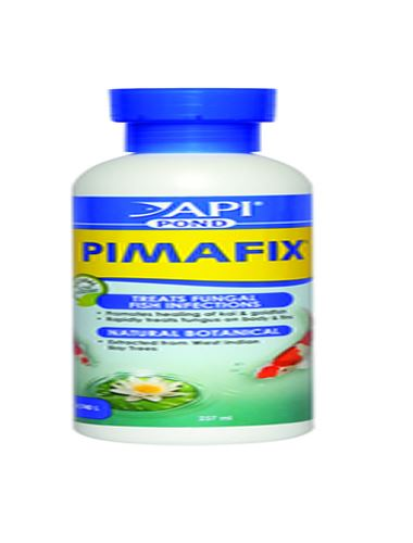 Api pond pimafix koi fish health treatment anti fungal for Koi treatment
