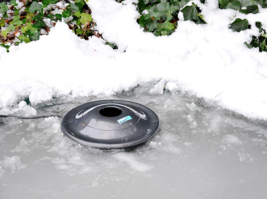 Hozelock Floating Pond Heater Ice Preventer Winter Fish Life Saver
