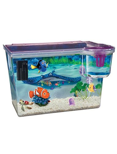 disney finding nemo aquarium fish tank ornament marlin