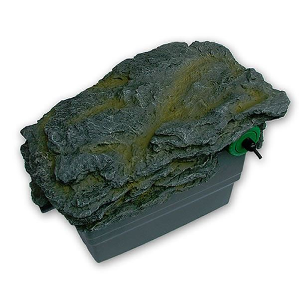 Blagdon minipond filter 4500 6000 real rock cover lid for Decorative pond filters