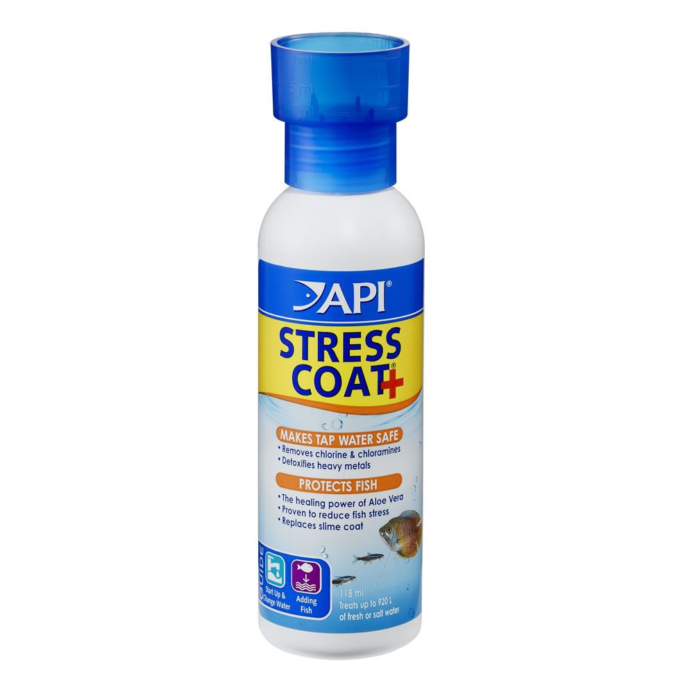 Api Stress Coat Fish Tank Water Conditioner 1 9 Ltr