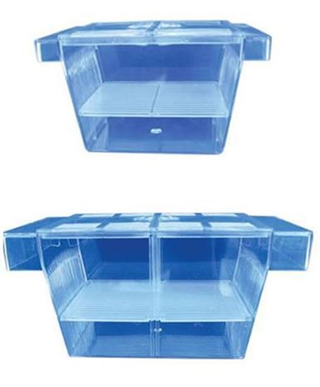 hidom aquarium fish breeding box fry tank hatchery baby