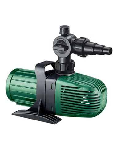 Fish mate pond pump range fountain water filter for Water pump for fish pond