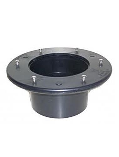 Solvent Weld Tank Liner Connector Koi Fish Pond Filter Flange Pipework Fittings