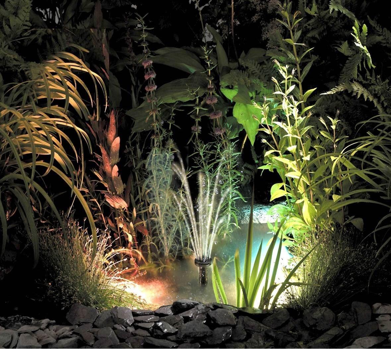 Triple-Underwater-LED-Garden-Pond-Light-Set-12-lens