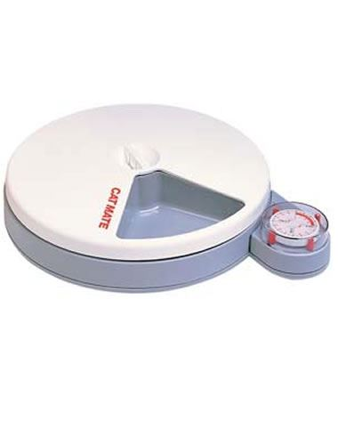 Petmate Cat Food Feeder Automatic Timer Portion Control