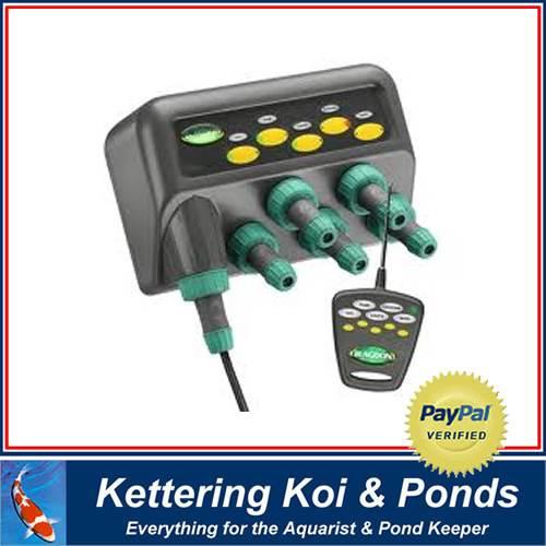 Blagdon Remote Control 5 Way Pond Switch Box Outdoor Electrics Ebay
