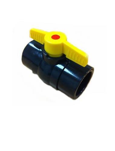 Yamitsu solvent weld ball valve control fish pond filter for Koi pond kettering