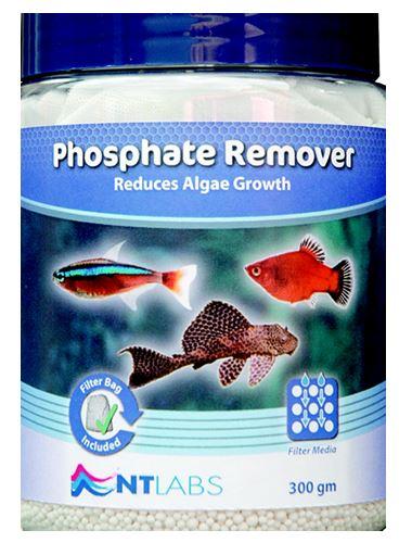 Nt labs phosphate remover 300g tropical aquarium algae for Fish tank algae remover