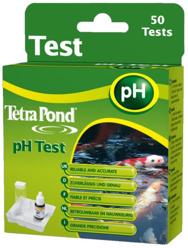 Tetra pond water test kit koi fish ponds aquariums for Nitrite in fish tank