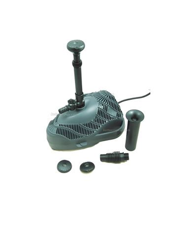 Superfish pond flow pump for filter fountain waterfall for Waterfall pumps and filters