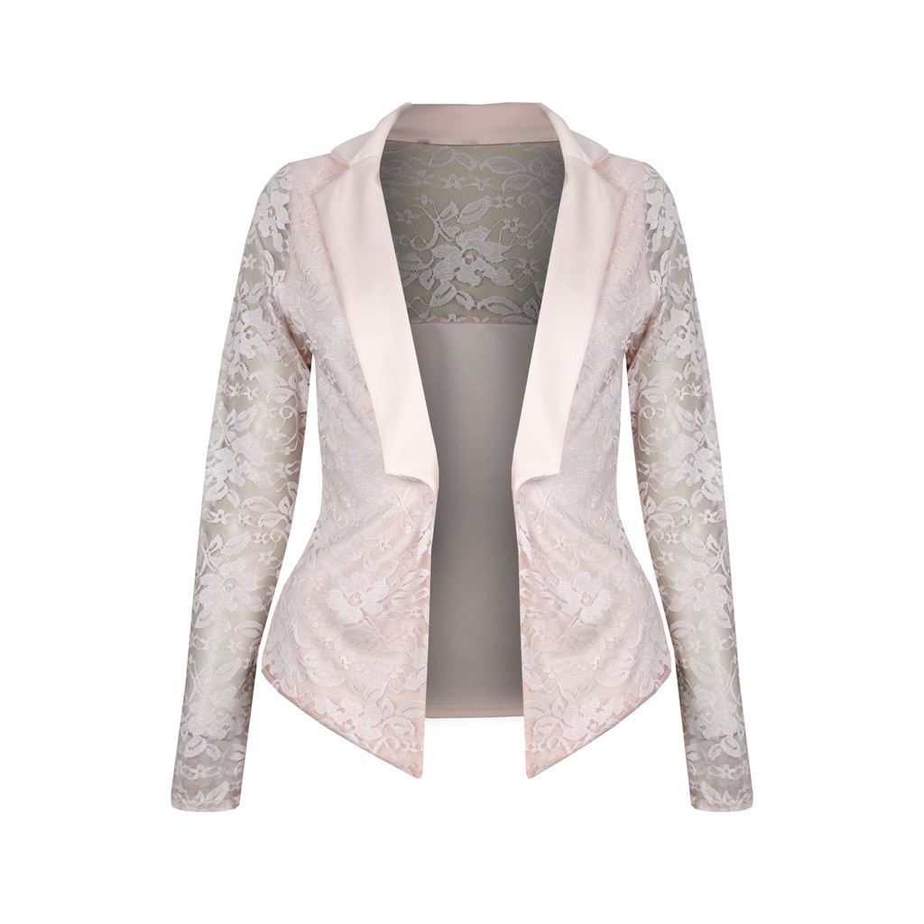 Zip Front Ladies Cardigan 62