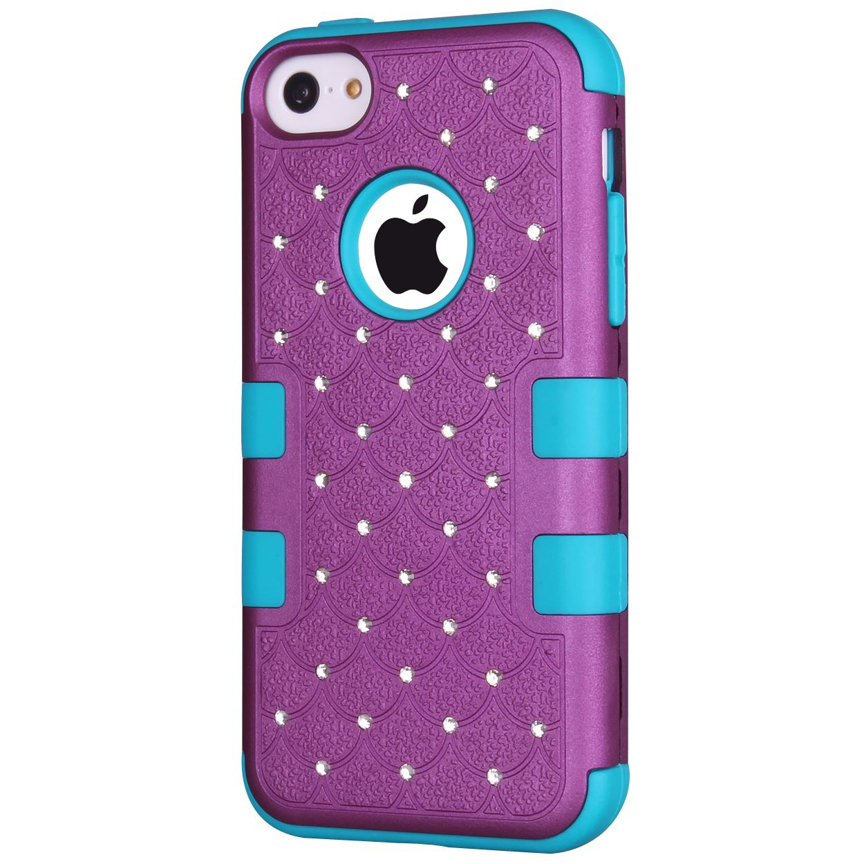 Cute iPhone 5C Bling Cases