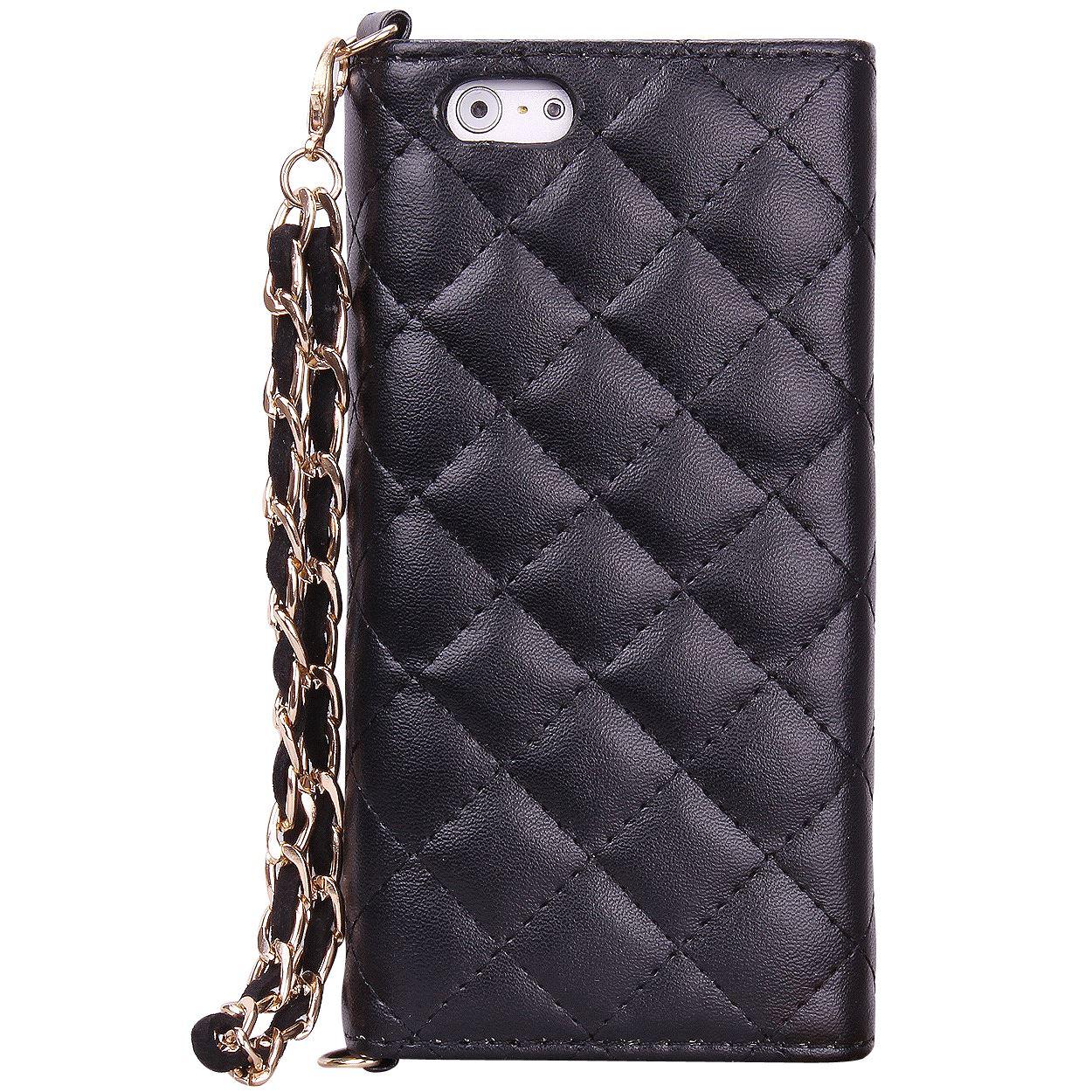 true color premium designer iphone 6 wristlet wallet case cross body purse ebay. Black Bedroom Furniture Sets. Home Design Ideas