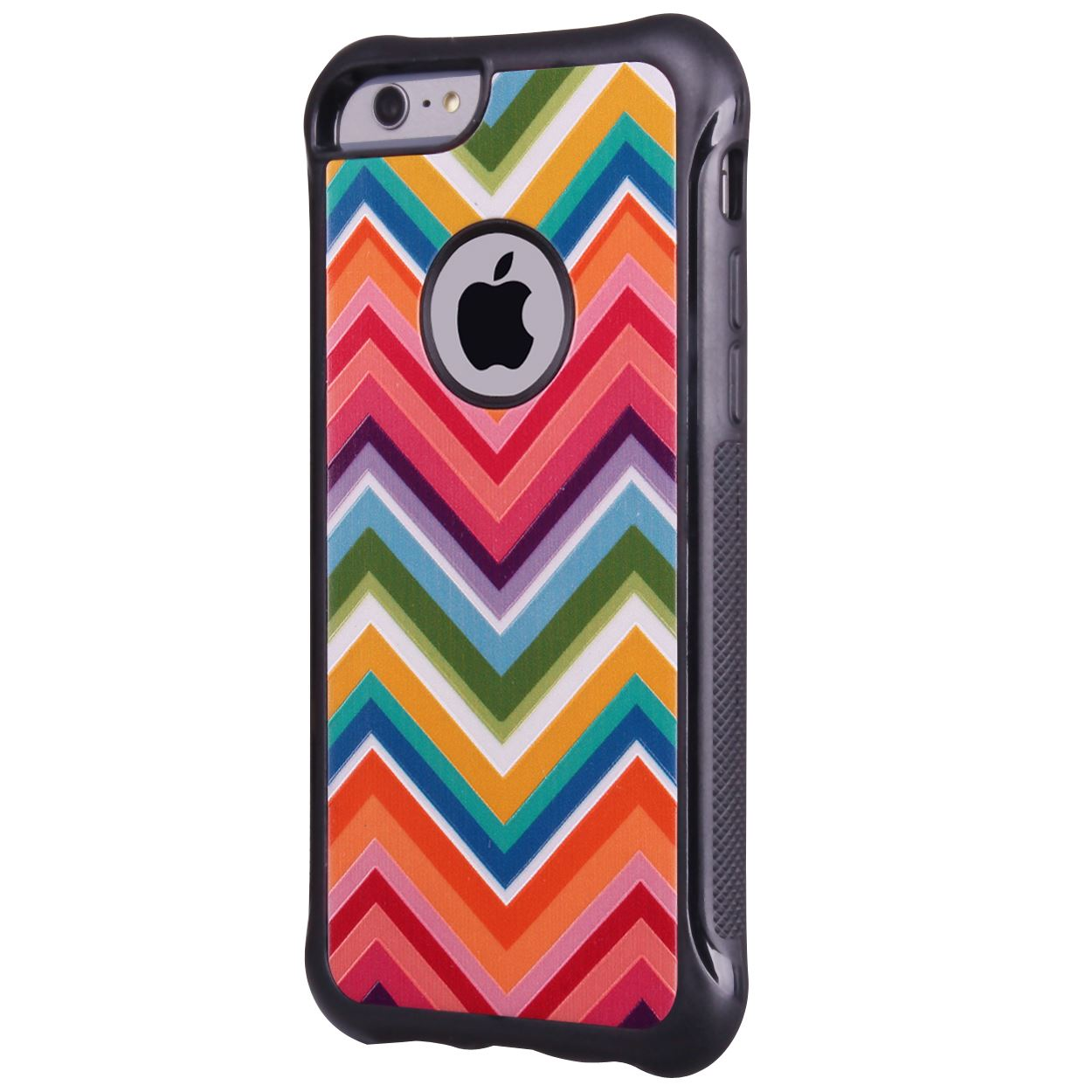 iPhone 6 Case Protective Printed Chevron/Anchor/Zebra/Camo/Flowers/Leopard Cover