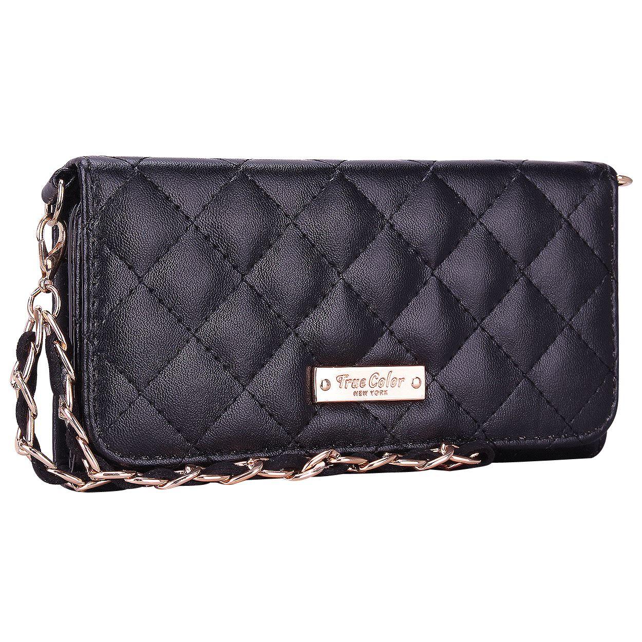 True Color 174 Premium Designer Iphone 6 Wristlet Wallet Case