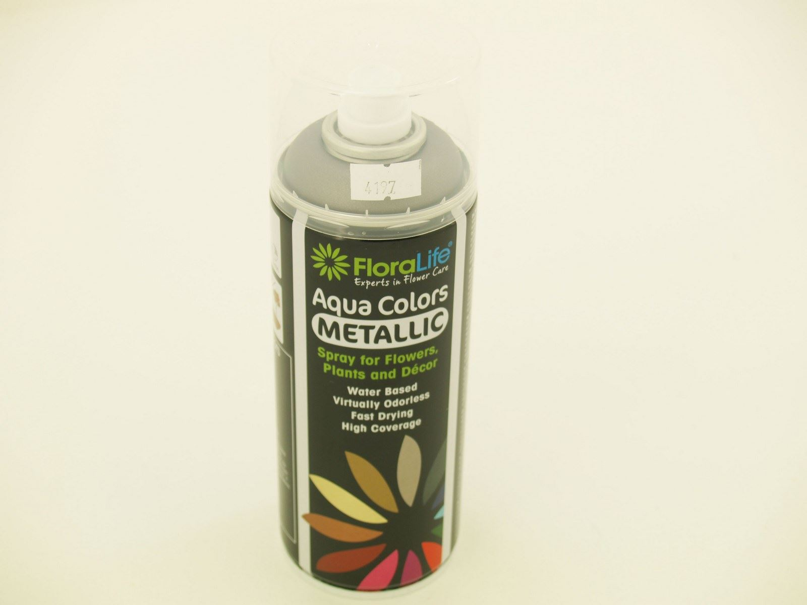 400ml Oasis Water Based Floralife Aqua Metallic Color Spray Paint Ebay