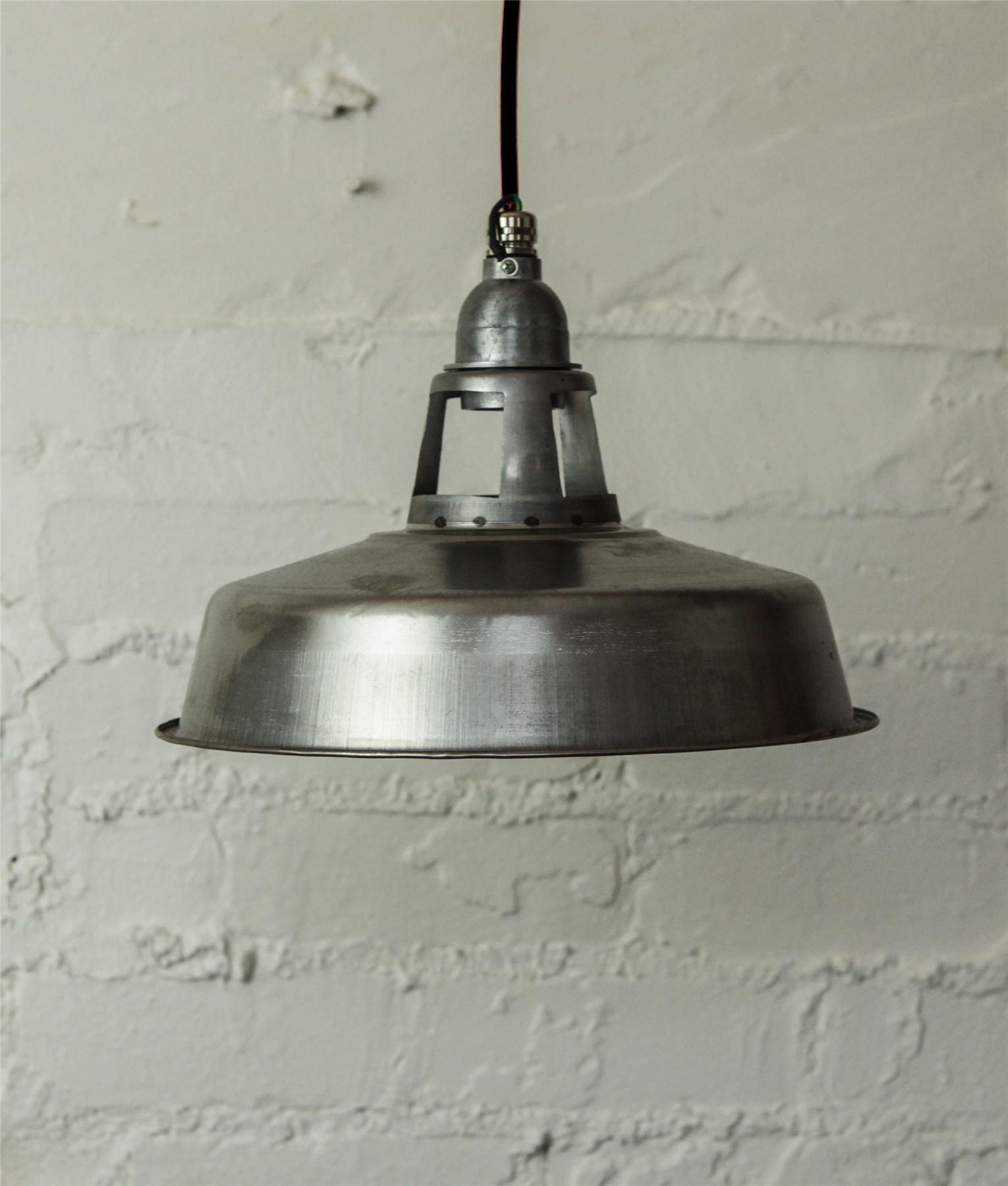 lampadari industriali vintage : Dettagli su Lampada da soffitto vintage industriali acciaio grezzo ...