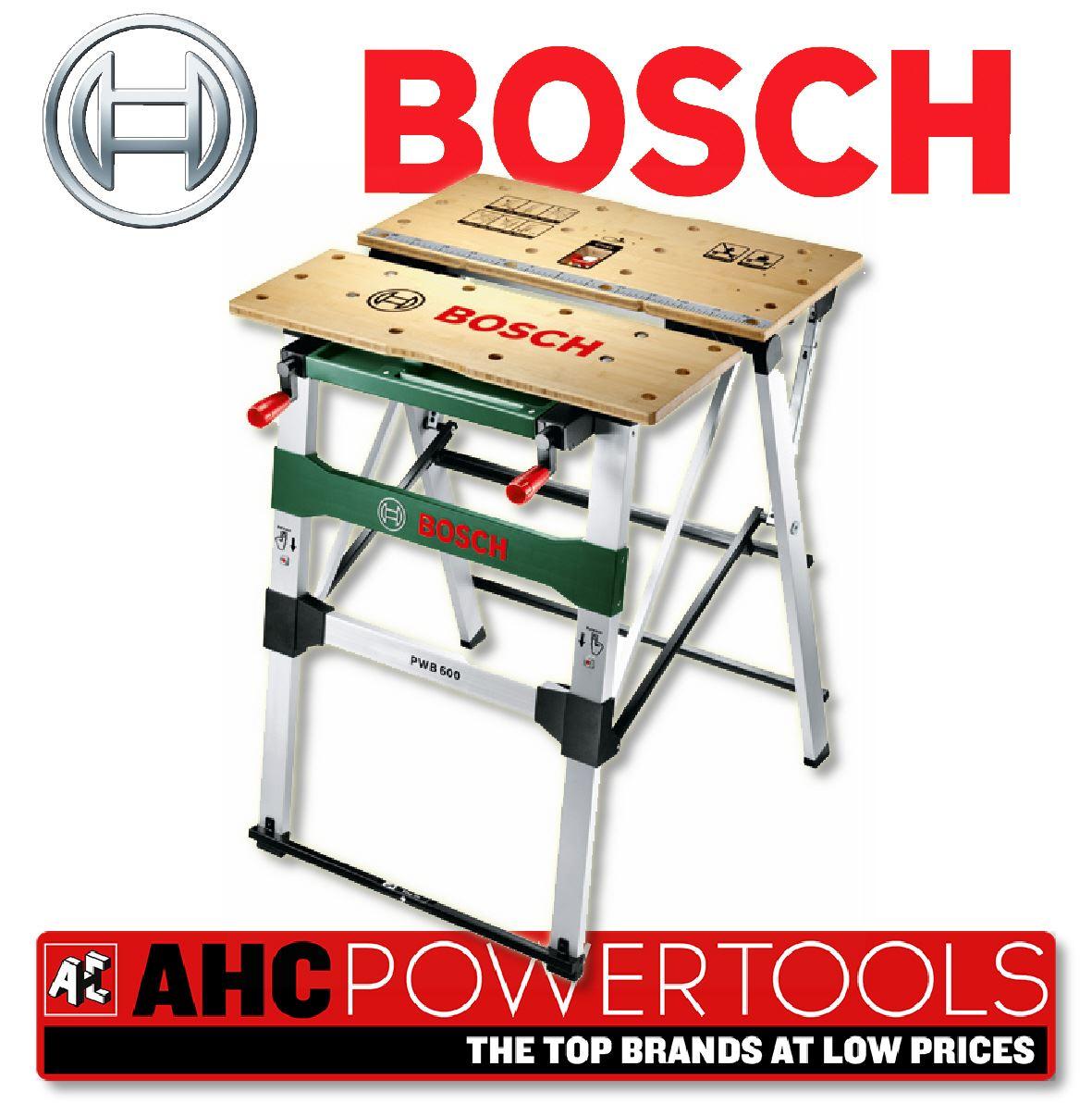 Workmate bosch