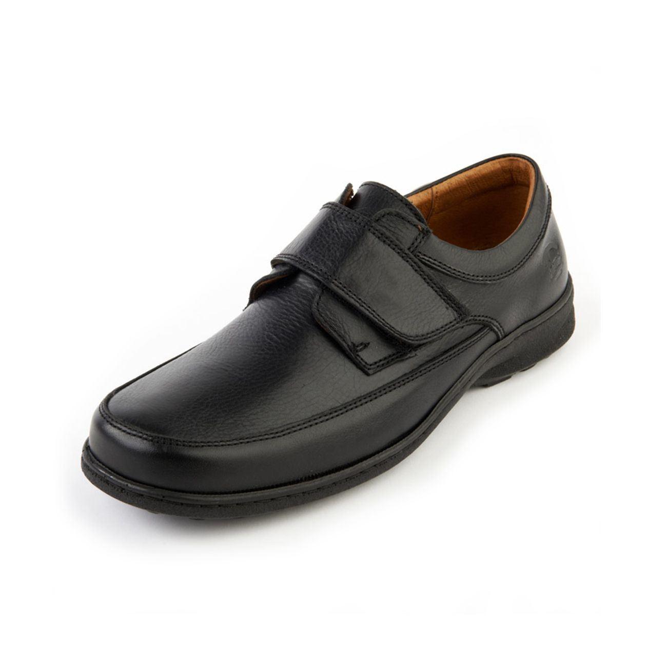 Softwalk Zapato para Hombres 'Lewis | ancho y profundo Gx Fit | Suave Cuero Superior | Tamaño 6-11