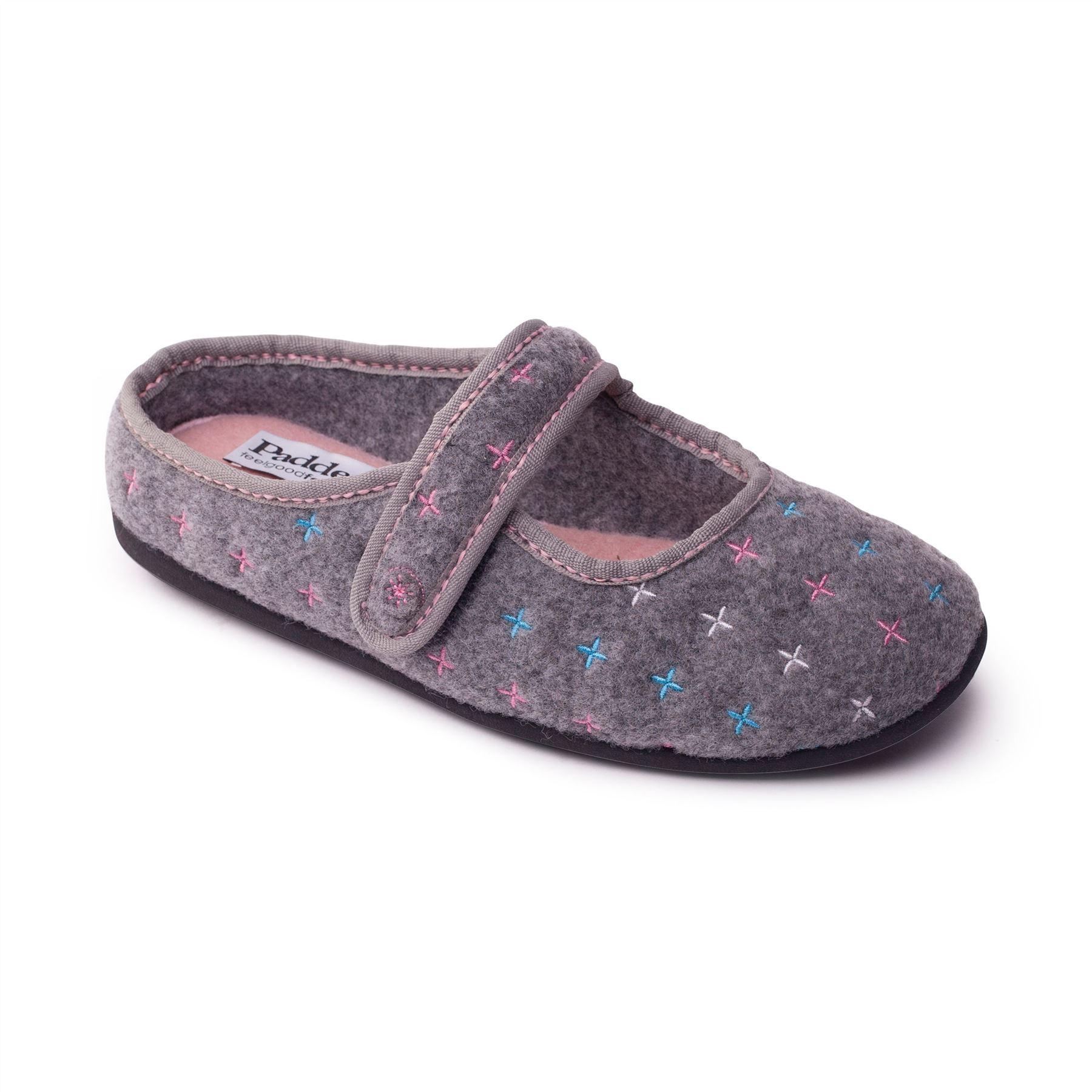 Padders zapatos de las mujeres fieltro 'Heidi' hNeAE58Jl