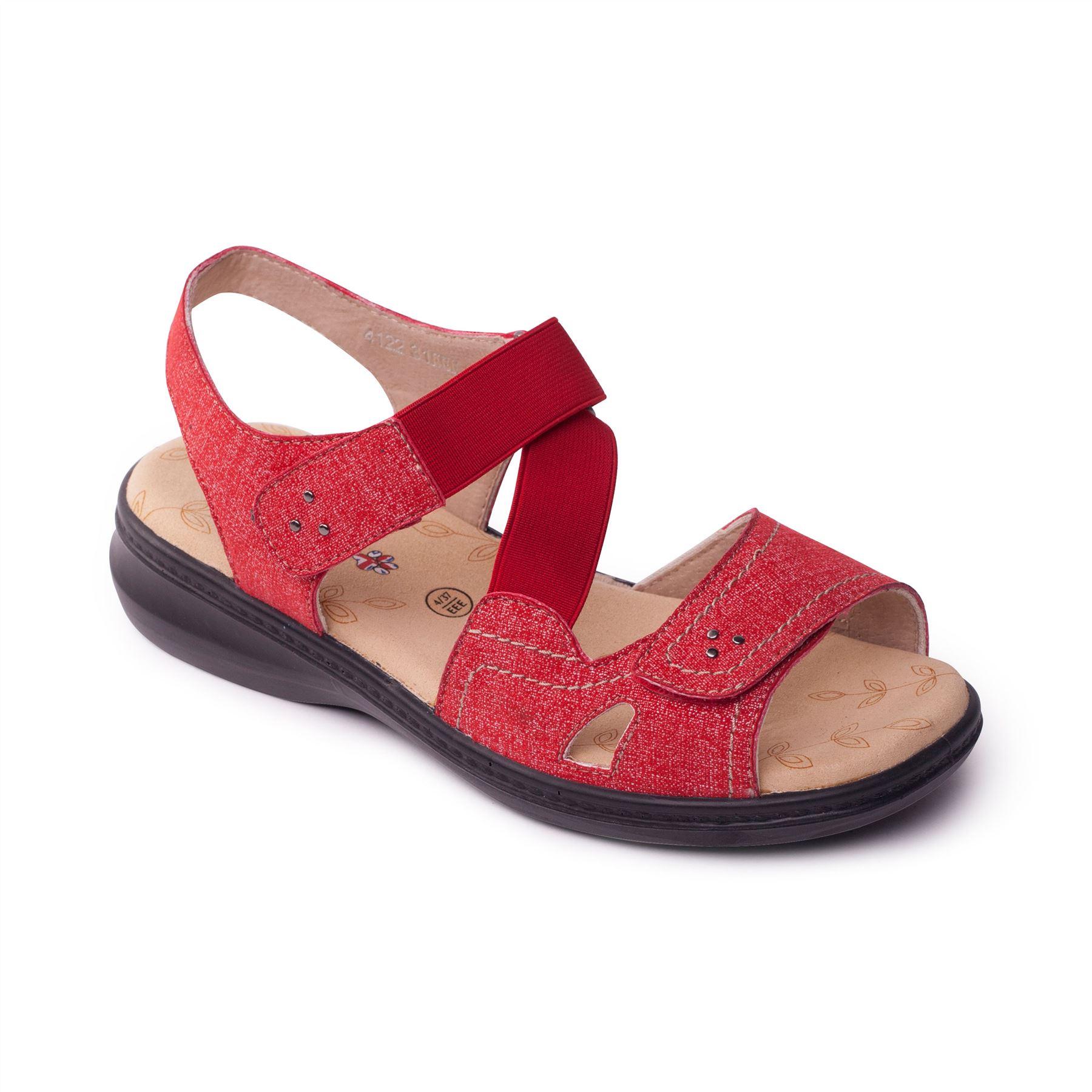 Padders plus para mujer sandalia