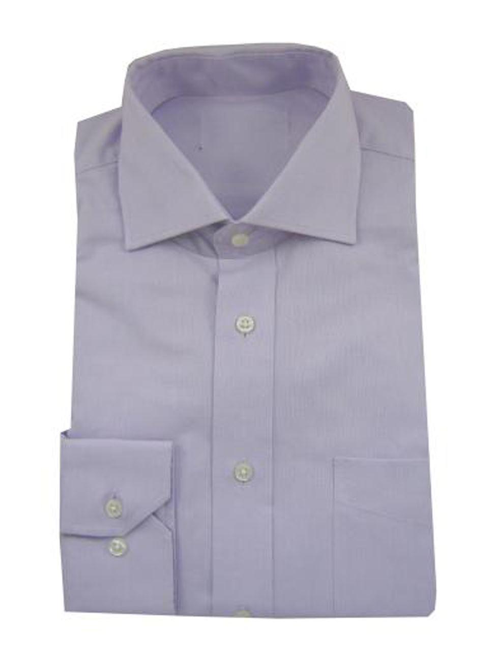 Mens shirt slim fit pure cotton cutaway spread collar long for Mens wide collar dress shirts