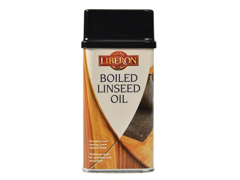 Liberon Boiled Linseed Oil 250ml Ebay