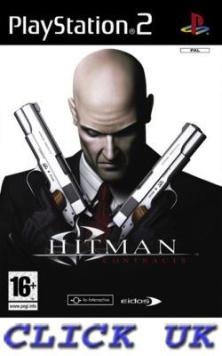 HITMAN 3 CONTRACTS PS2 *New & Sealed*
