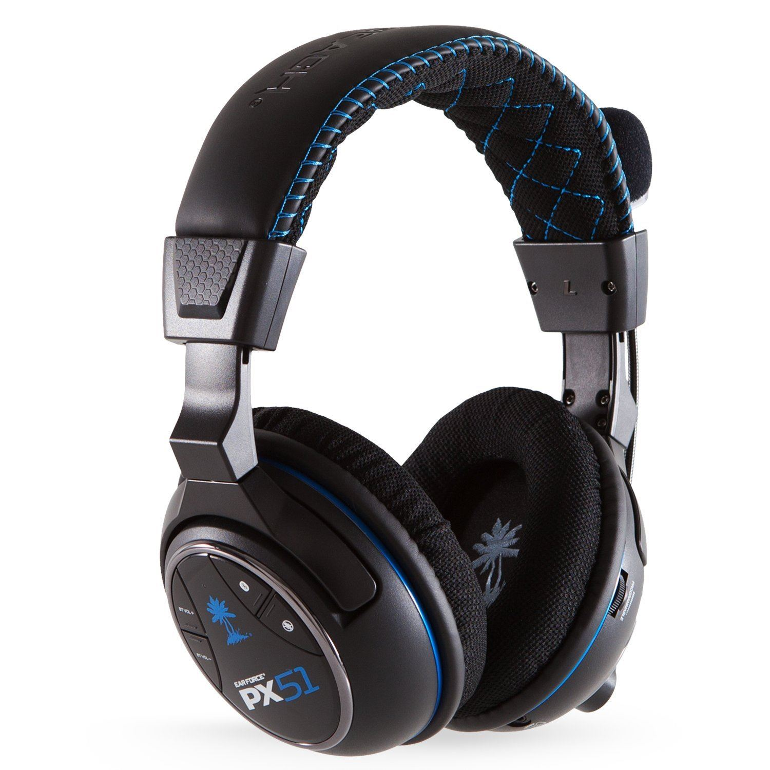 Turtle Beach Ear Force PX51 Wireless 51 Sound Gaming