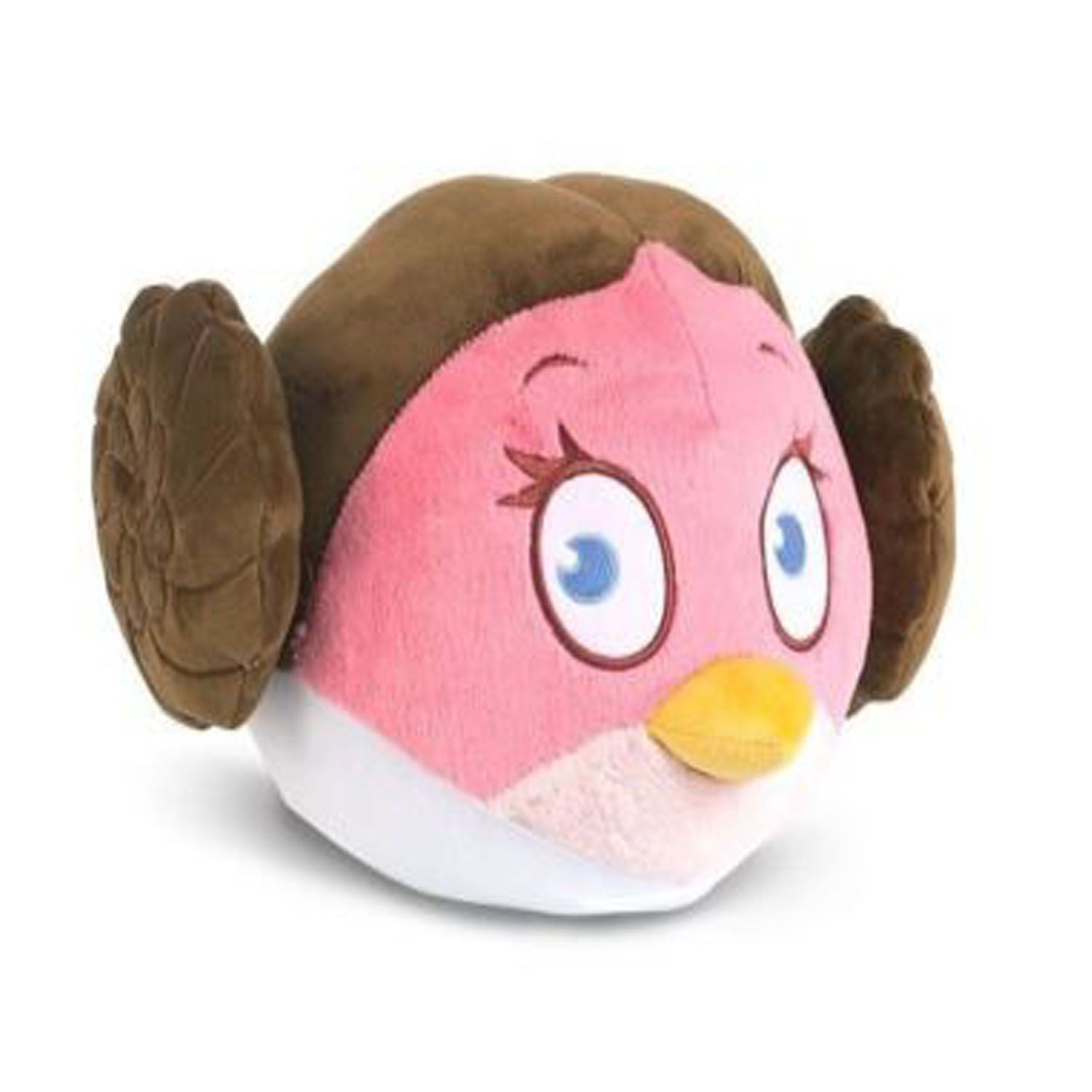 OFFICIAL ANGRY BIRDS SOFT TOYS SPACE STAR WARS RIO WINTER PLUSH 5