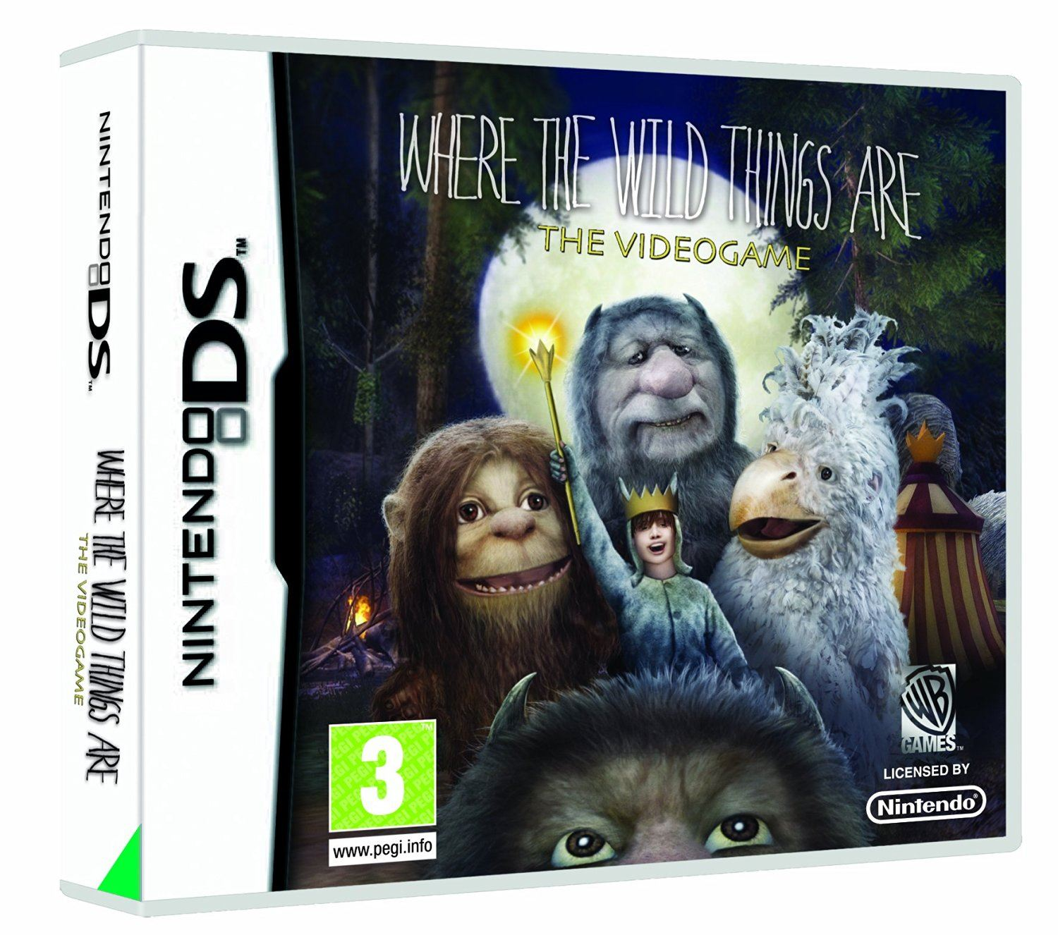 Where the Wild Things Are (2009 video game)