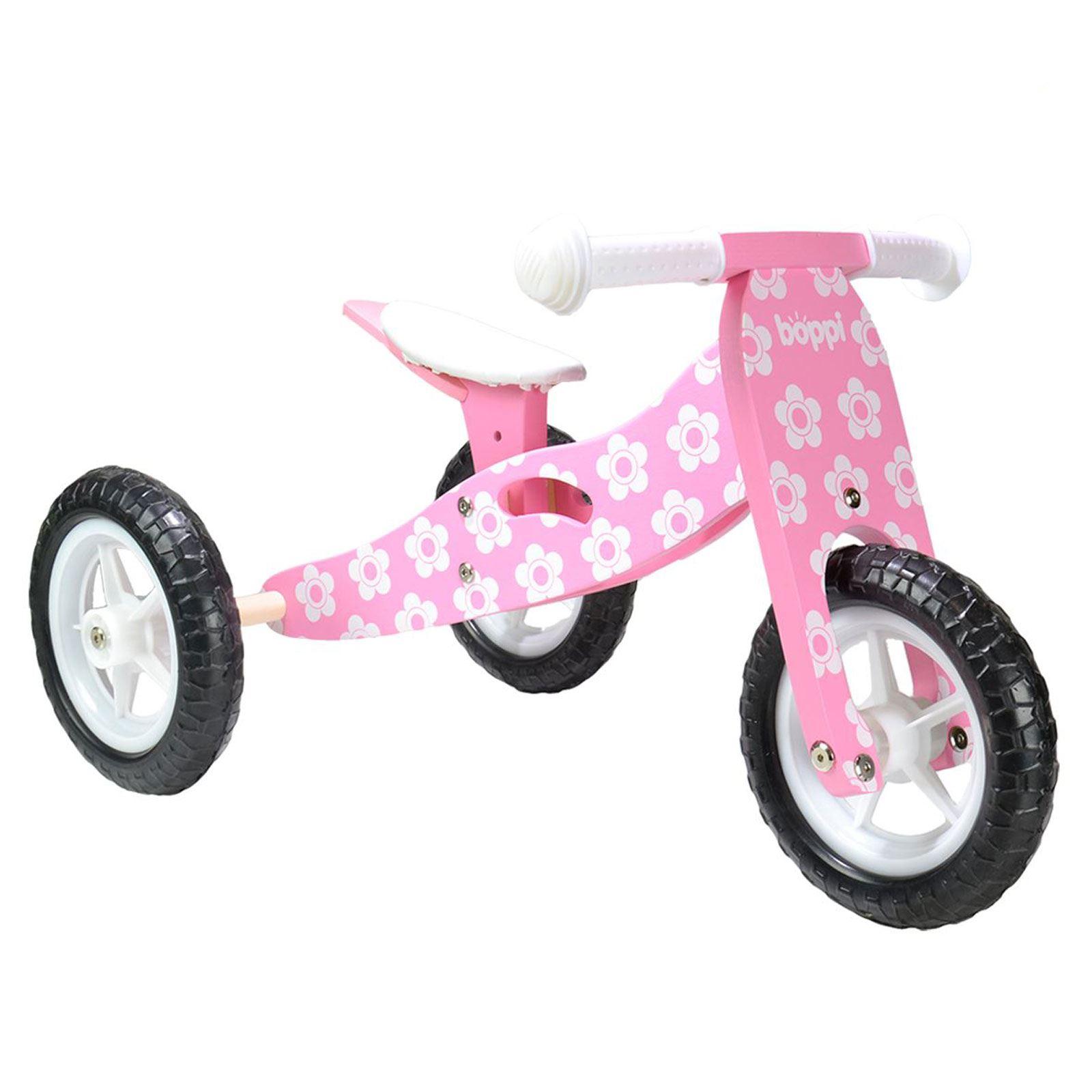 v lo tricycle bois d 39 quilibre entra nement petit enfant b b 2en1 ebay. Black Bedroom Furniture Sets. Home Design Ideas
