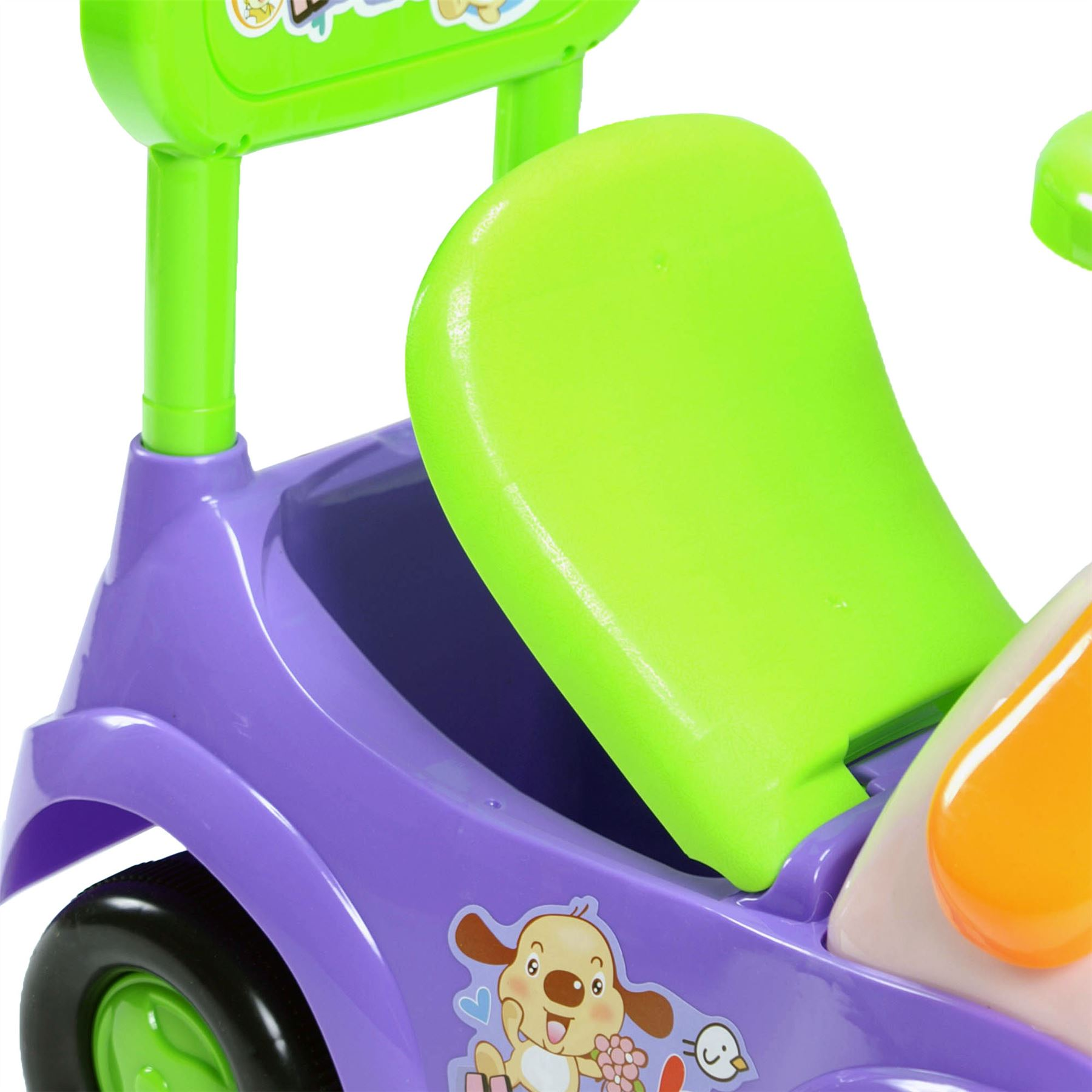 Push Toys For Toddlers : Baby toddlers ride on push along car truck childrens kids