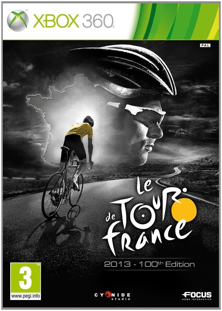 LE TOUR DE FRANCE 2013 100TH EDITION Xbox 360 *NEW & SEALED*